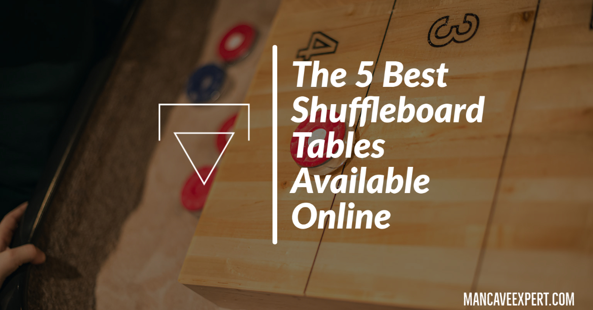 The 5 Best Shuffleboard Tables Available Online