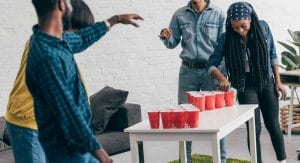 The Best Beer Pong Table for Your Man Cave