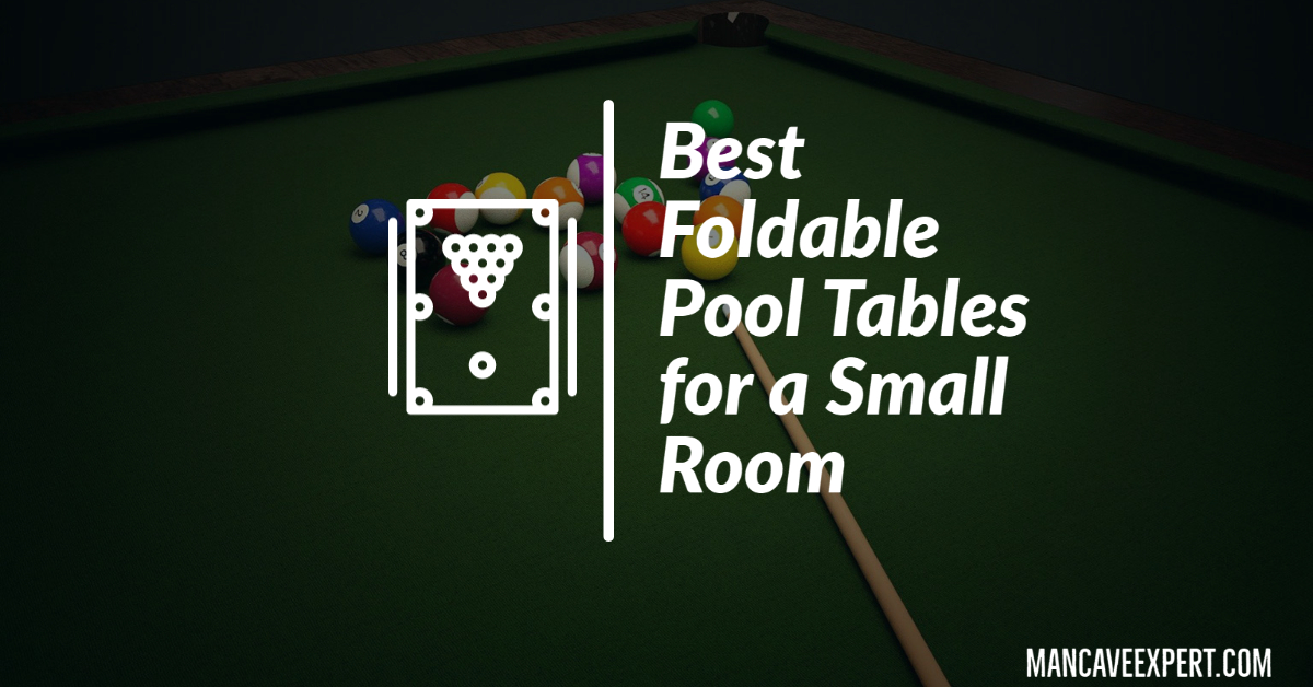 Best Foldable Pool Tables for a Small Room
