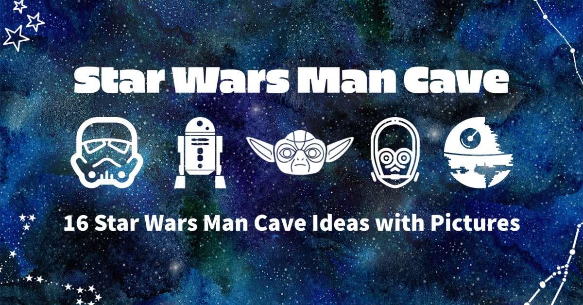 Star Wars Man Cave