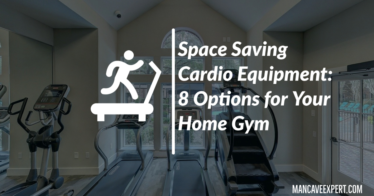 Space Saving Cardio Equipment