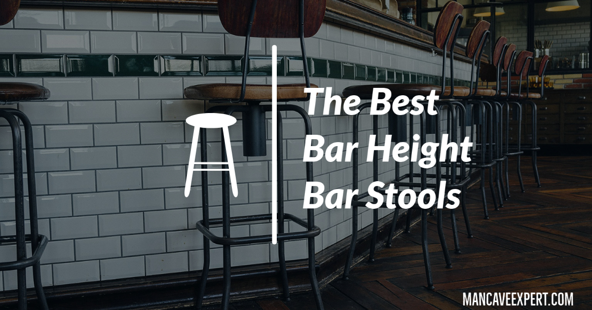 The Best Bar Height Bar Stools