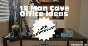 18 Man Cave Office Ideas